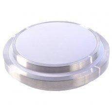 Svetiljka AMIGA 40 PVC/Al sivi