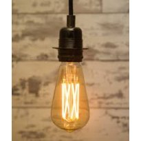 LED sijalica 4W E27 ST64 vintage-retro gold