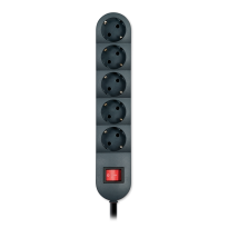 KABL produžni 10m- 5 priključnica sa prekidačem