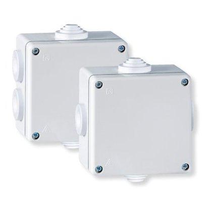 Kutija razvodna za na zid 76x76 IP 55 500V~