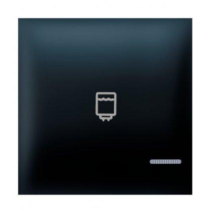 EXP dirka 2M bojler sa indikacijom- crna soft