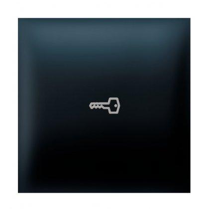 EXP dirka 2M ključ -crna soft