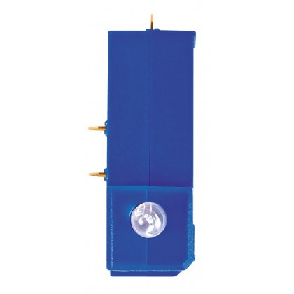 EXP LED lokacija 230V plava