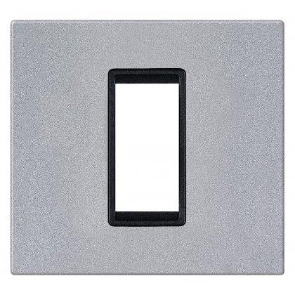 EXP Maska 1M BASIC, silver/crna