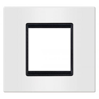EXP Maska 2M BASIC, bela/crna