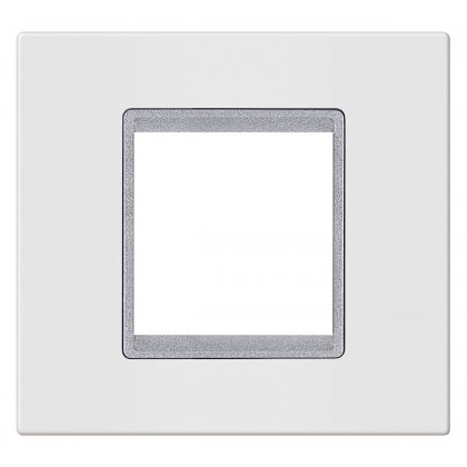 EXP Maska 2M BASIC, bela/silver