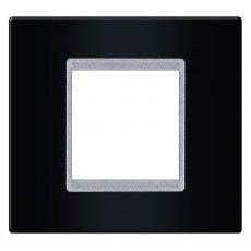 EXP Maska 2M BASIC, crna/silver