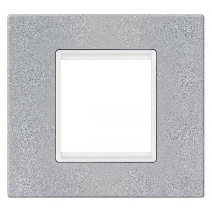 EXP Maska 2M BASIC, silver/bela
