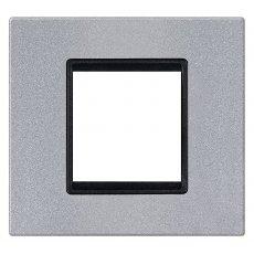 EXP Maska 2M BASIC, silver/crna