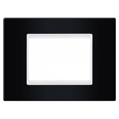 EXP Maska 3M BASIC, crna/bela