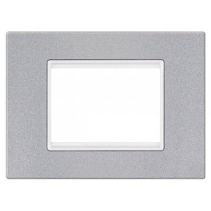EXP Maska 3M BASIC, silver/bela