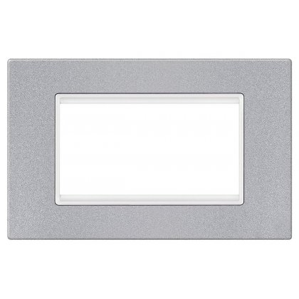 EXP Maska 4M BASIC, silver/bela