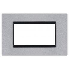 EXP Maska 4M BASIC, silver/crna
