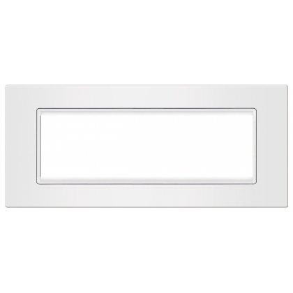 EXP Maska 7M BASIC, bela/crna