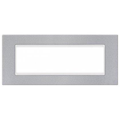 EXP Maska 7M BASIC, silver/bela