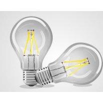 SIJ.LED 6W E27/4200K filament