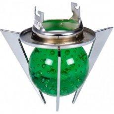 Svetiljka ugradna halogena VT-1782 zelena