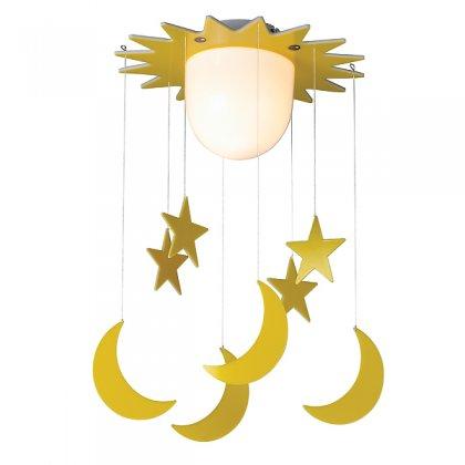 Dečiji luster Zvezde
