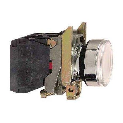 TASTER Fi22 svetleći beli 24V