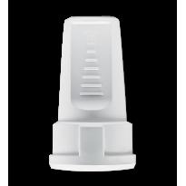 Prenosna priključnica- kuplung bela