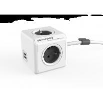 """""""PowerCube"""" - produžni kabl sa razvodnom kockom"""