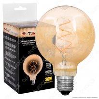 LED sijalica 5W E27 G95 vintage-retro 2200K