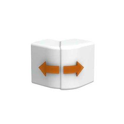 PARAPET- 75x55 UGAO spojnica bela
