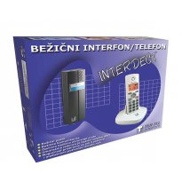 Bežični interfon sa telefonom INTERDECT