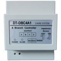 El.sklop DBC-4 - video distributer za četiri monitora