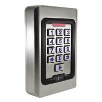 Metalni šifrator – čitač K9 antivandal, vodootporan