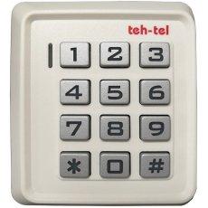 RFID čitač kartica/šifrator K30-EM Beli