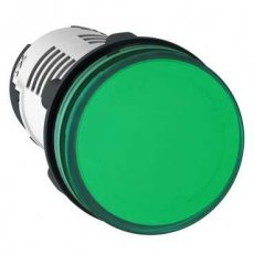 SIJALICA 24V ACDC LED zelena