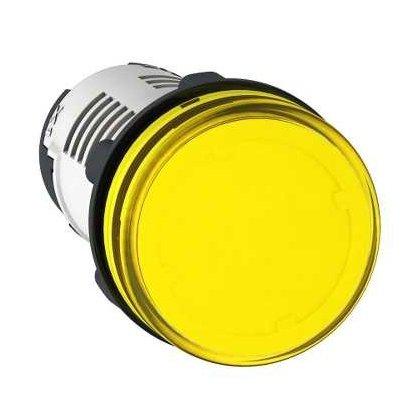 SIJALICA 24V ACDC LED žuta