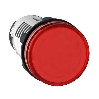 SIJALICA 220V AC LED crven