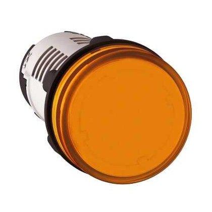 SIJALICA 24V ACDC LED narandžasta